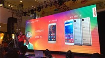 Lenovo Vibe K5 và K5 Plus