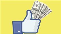 Facebook sắp cho kiếm tiền từ bài viết cá nhân