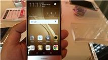 Trên tay Huawei P9 đầu tiên về đến Việt Nam