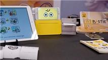 Postie - chiếc máy in tin nhắn ra giấy, nhỏ gọn, hình dạng dễ thương