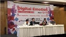 """""""Digital Emotion"""" giới thiệu xu hướng mới của ngành công nghệ"""