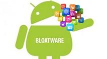 Gỡ bỏ các ứng dụng mặc định trên smartphone