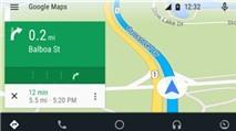 Đã có thể dẫn đường bằng giọng nói tiếng Việt trên Google Maps