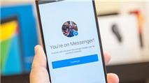 Dùng nhiều tài khoản với Facebook Messenger