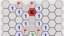 Game dò mìn theo kiểu tổ ong, rất thú vị và đáng chơi