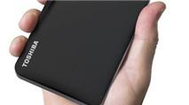 Ổ cứng truy cập, sao chép dữ liệu từ xa của Toshiba