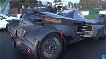 Độ Lamborghini Gallardo thành Batmobile theo phong cách nhà giàu châu Âu