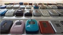 Văn hóa sử dụng điện thoại nắp gập của người Nhật