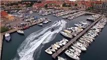 'Ván bay' Flyboard Air phá vỡ kỷ lục thế giới với lộ trình 2.252 mét