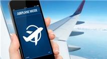 3 lợi ích của Airplane mode có thể bạn chưa biết