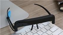 GlassOuse - kính thông minh giúp người khuyết tật tay có thể điều khiển con trỏ máy tính