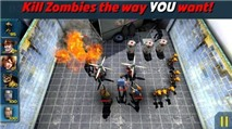Đang miễn phí: Game tiêu diệt zombies - Because Zombies