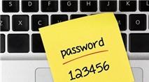 """Microsoft sắp không cho dùng """"12345"""" làm mật khẩu"""