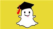 Được bơm tiền, giá trị Snapchat vọt lên mức 17 tỷ USD
