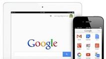 Google tăng tốc tính năng tìm kiếm trên iOS