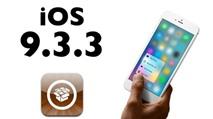 Vừa ra mắt, iOS 9.3.3 đã bị bẻ khoá