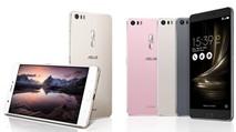 ASUS ra 3 model dòng ZenFone 3, giá từ 5,5 triệu đồng