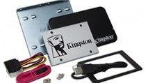 Kingston giới thiệu SSD UV400 nhằm thay thế cho V300 với giá hấp dẫn
