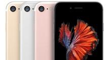iPhone 7 sẽ không có phiên bản 16 GB, bắt đầu với 32 GB