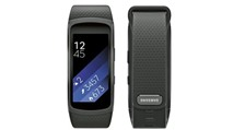 Samsung Gear Fit 2 lộ diện chi tiết, bộ nhớ trong 2GB