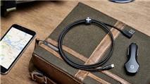 Zus - cáp kết nối với lớp vỏ bằng sợi Kevlar, bảo hành trọn đời, dài 1,2m