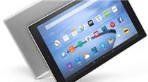 Amazon giới thiệu tablet Fire HD 10 khung kim loại, 64GB giá 289$, 16GB 229$, cấu hình như cũ