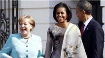 Sự thật ảnh đệ nhất phu nhân Tổng thống Obama mặc chiếc áo dài Việt Nam