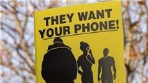 iAntiTheft: Báo động khi iPhone bị rút trộm