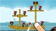 """Nhanh tay tải game """"Angry Birds thời trung cổ"""", chỉ miễn phí thời gian ngắn"""