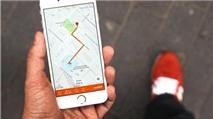 Giày thông minh điều hướng bằng Google Maps