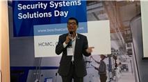Bosch giới thiệu các giải pháp an ninh mới