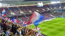 Xem trực tiếp các trận đấu Euro 2016 trên smartphone
