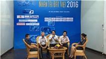 Giao lưu phát động Nhân tài Đất Việt 2016
