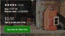 Nhiều game thủ tiếc đứt ruột vì không kịp mua Fallout 4 giá... 0 đồng