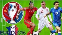 FotMob Euro 2016: Cập nhật nhanh tỉ số Euro 2016 trên di động