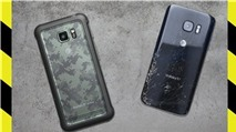 Thử nghiệm thả rơi Samsung Galaxy S7 và S7 Active