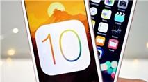 iOS 10 ra hàng loạt tính năng mới, tham vọng phổ biến 3D Touch