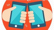Cách điều khiển smartphone mà không cần chạm