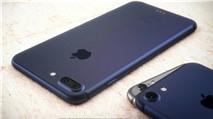 Cận cảnh iPhone 7 xanh dương đậm đang gây sốt mấy ngày qua