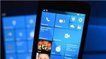 Mẹo nhỏ giúp tối ưu hiệu năng cho Windows 10 Mobile