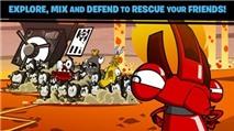 Nhanh tay tải miễn phí tựa game Calling All Mixels