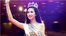 """Dân mạng sốc """"trình"""" nói tiếng Anh quá tồi của Hoa hậu Đông Nam Á"""