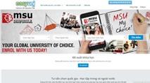 Ra mắt Cổng thông tin giáo dục EasyUni tại Việt Nam