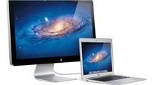 Apple ngừng bán màn hình Thunderbolt Display