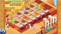 Nhanh tay tải miễn phí game chế biến hamburger Stand O'Food