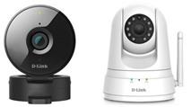 D-Link giới thiệu bộ đôi camera không dây mới