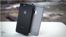 iPhone 7 màu đen lộ diện đầy mê hoặc trong bộ ảnh mới