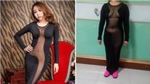 Bi hài thiếu nữ bỏ tiền triệu mua váy online nhận về đống bùi nhùi