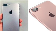 iPhone 7, iPhone 7 Plus lộ diện toàn bộ qua bản vẽ CAD