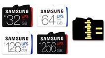 Samsung ra thẻ nhớ microSD tốc độ ngang ngửa SSD